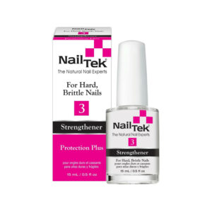 Nail Tek Protection Plus 3 – Strengthener for Hard and Brittle Nails