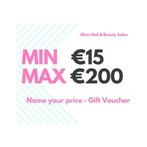 Gift Voucher - Name your price min €15