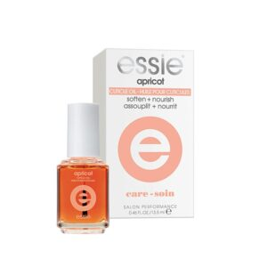 Essie apricot Cuticle Oil – Nourish + Soften 13.5ml / 0.46oz