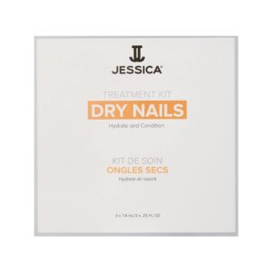 JESSICA Treatment Kit for Dry Nails